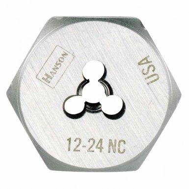 Rubbermaid Commercial 6523ZR Irwin Hanson Hexagon Machine Screw Dies (HCS)