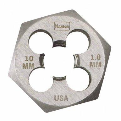Rubbermaid Commercial 6617 Irwin Hanson Hexagon Metric Dies (HCS)