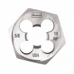 Rubbermaid Commercial 6854 Irwin Hanson Hexagon Machine Screw Dies (HCS)