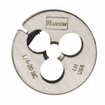 Rubbermaid Commercial 7520 Irwin Hanson Adjustable Round Fractional Dies Right & Left-hand (HCS)