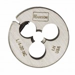 Rubbermaid Commercial 7529 Irwin Hanson Adjustable Round Fractional Dies Right & Left-hand (HCS)