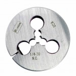 Rubbermaid Commercial 7660 Irwin Hanson Adjustable Round Fractional Dies Right & Left-hand (HCS)