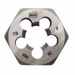 Rubbermaid Commercial 8461 Irwin Hanson Hexagon Machine Screw Dies (HCS)