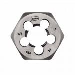 Rubbermaid Commercial 8463 Irwin Hanson Hexagon Machine Screw Dies (HCS)