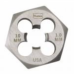 Rubbermaid Commercial 9712 Irwin Hanson Hexagon Metric Dies (HCS)