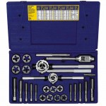 Rubbermaid Commercial 97311 Irwin Hanson 25-pc Metric Tap & Hex Die Sets