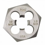 Rubbermaid Commercial 9741 Irwin Hanson Hexagon Metric Dies (HCS)