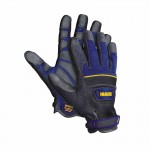 Rubbermaid Commercial 432002 Irwin Heavy Duty Jobsite Gloves