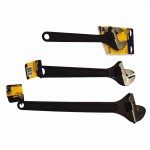 Rubbermaid Commercial 2078721 Irwin Vise-Grip 3 Pc. Adjustable Wrench Sets