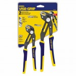 Rubbermaid Commercial 2078709 Irwin Vise-Grip 2-pc GrooveLock Pliers Sets