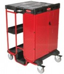 Rubbermaid Commercial 9T58 Ladder Cart