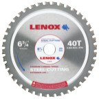 Rubbermaid Commercial 21878ST634040CT Lenox Metal Cutting Circular Saw Blades
