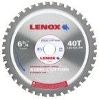 Rubbermaid Commercial 21881ST714040CT Lenox Metal Cutting Circular Saw Blades