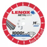 Rubbermaid Commercial 1972929 Lenox MetalMax Cut-Off Wheels