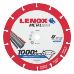 Rubbermaid Commercial 1972925 Lenox MetalMax Cut-Off Wheels