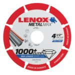 Rubbermaid Commercial 1972921 Lenox MetalMax Cut-Off Wheels