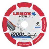 Rubbermaid Commercial 1972920 Lenox MetalMax Cut-Off Wheels