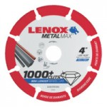 Rubbermaid Commercial 1972920 Lenox MetalMax Cut-Off Wheels