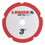 Rubbermaid Commercial 1972918 Lenox MetalMax Cut-Off Wheels