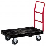 Rubbermaid Commercial 440300BLA Platform Truck