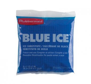 Rubbermaid Commercial 1006TL220 Rubbermaid Home Products Blue Ice All-Purpose Packs