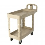 Rubbermaid Commercial 4500-88-BEIG Utility Cart