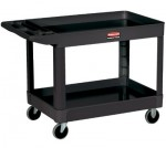 Rubbermaid Commercial 4520-88-BLA Utility Cart