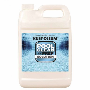 Rust-Oleum 270384 Acrylic/Epoxy Pool & Fountain Paint Cleaner & Prep Solution