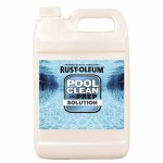 Acrylic/Epoxy Pool & Fountain Paint Cleaner & Prep Solution