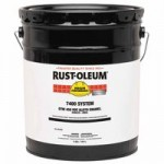 Rust-Oleum 1282402 High Performance 7400 System DTM Alkyd Enamels