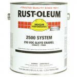 Rust-Oleum 215950 High Performance 2500 System 250 VOC DTM Alkyd Enamels