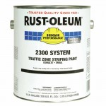 Rust-Oleum 2348402 High Performance 2300 System Inverted Striping Paints