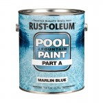 Rust-Oleum 267919 High Performance Epoxy Pool and Fountain Paints