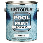 Rust-Oleum 269354 High Performance Acrylic Pool and Fountain Paints