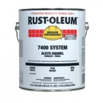 Rust-Oleum 412402 High Performance 7400 System DTM Alkyd Enamels