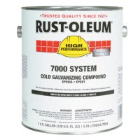 Rust-Oleum 206193 Industrial 7000 System Cold Galvanizing Compound