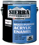 Rust-Oleum 208040 Sierra Performance Beyond Multi Purpose Acrylic Enamels