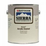 Rust-Oleum 210479 Sierra Performance Beyond Multi Purpose Acrylic Enamels