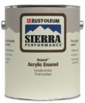 Rust-Oleum 238751 Sierra Performance Beyond Multi Purpose Acrylic Enamels