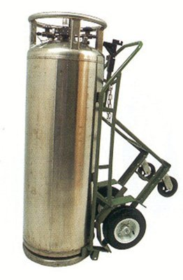 Saf-T-Cart LCT-12-6 Industrial Series Cart