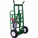 Saf-T-Cart 730-12F Industrial Series Cart