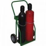 Saf-T-Cart CTR-110-1T Small & Medium Cylinder Cart