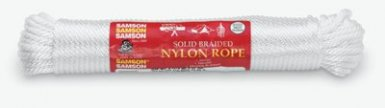 Samson Rope 19020001060 Samson Rope General Purpose 12-Strand Cords