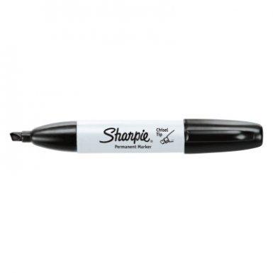 Sanford 38201 Sharpie Chisel Point Permanent Markers