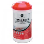 Sani Professional NICP22884CT Sani-Cloth Disinfecting Surface Wipes