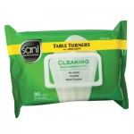 Sani Professional NICA580FW Table Turners All Purpose Cleaning Wipes