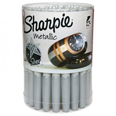 Sharpie 71641391000 Metallic Permanent Markers