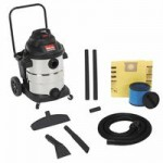 Carted Contractor Wet/Dry Vacuums