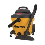 Shop-Vac 9653610 Peak HP Contractor Wet Dry Vacuums
