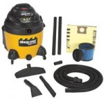 Shop-Vac 962-53-10 The Right Stuff Series Industrial Wet/Dry Vacuums